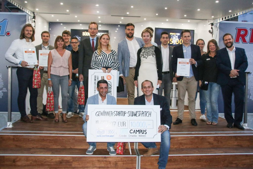 CompanyMood wins Startup Summit Southwest 2017 Founders Pitch
