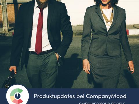 Neues bei CompanyMood – Produktaktualisierungen