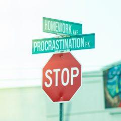Prokrastinieren Sie noch oder arbeiten Sie schon?